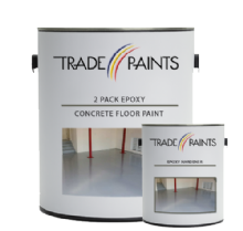 2 Pack Epoxy Concrete Floor Paint